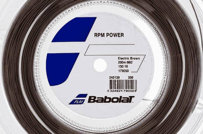 Babolat RPM Power