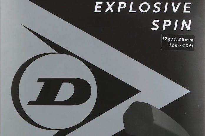 Dunlop Explosive Spin