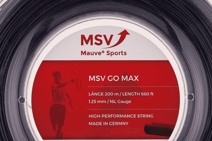 MSV Go Max