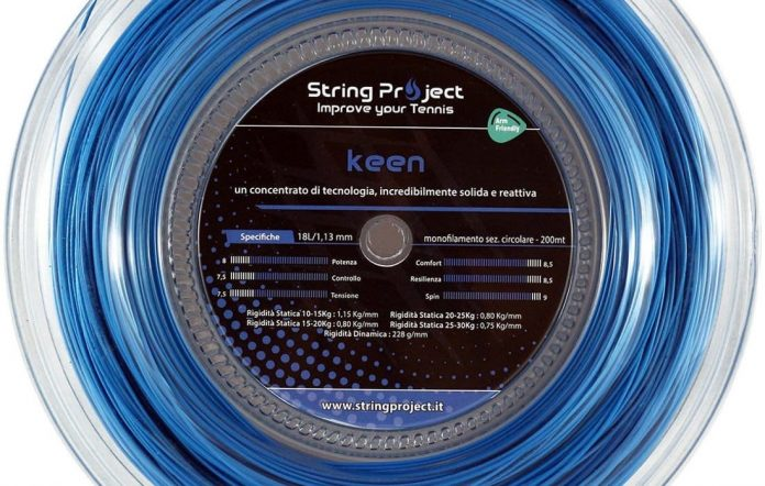 String Project Keen 122