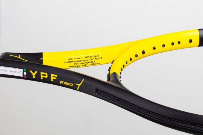 YPF Project YPF100 Custom